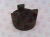 MARTIN SPROCKET & GEAR INC ML090-5/8 ( COUPLING JAW HUB, 5/8IN BORE,W/KEYWAY, STEEL ) -Image
