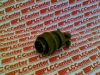 CIRCULAR CONNECTOR; MIL SPEC:MIL-C-5015 A/B/C; BODY MATERIAL:ALUMINUM ALLOY; SERIES:MS3106; NO. OF CONTACTS:4; CONNECTOR SHELL SIZE:14S; CONNECTING TE -- MS3106A14S2P