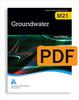 Wells/Groundwater Set Manual & Standards (PDF) -- WELLS-PDF