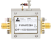 2.5 dB NF, 2 GHz to 8 GHz, Low Noise Broadband Amplifier with 13 dBm, 14 dB Gain and SMA -- FMAM3290 -Image