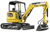 Mini Excavators -- 302.7D CR