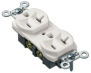 Power Entry Connectors - Inlets, Outlets, Modules -- EDU20IW-X-ND -- View Larger Image