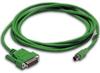 C-MORE PANEL TO MITSU FX24 8 PIN PORT, 3M, RS422C, SHIELDED CABLE -- EA-MITSU-CBL-1