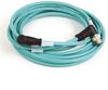 Micro D-Code, QD Style Ethernet Media -- 1585D-E4UBDE-5 -- View Larger Image