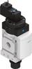 Shut off valve -- MS4-EE-1/4-10V24 -Image