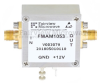 2.2 dB NF Low Noise Amplifier, Operating from 50 MHz to 1.2 GHz with 47 dB Gain, 13 dBm P1dB and SMA -- FMAM1053 -Image