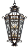 N6116-20 Eight Light Chandelier -- N6116-20