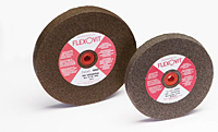 Bench Grinder Wheels via Flexovit USA, Inc.