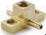 Dubl-Barb® Fittings -- Adapter Tee 220 - Image