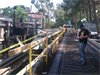 Portable Guardrail System -- Versa-Clamp - Image
