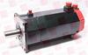 FANUC A06B-0148-B175 ( DISCONTINUED BY MANUFACTURER, SERVO MOTOR, AC A22/3000, 132 V, 200 HZ, W/BRAKE ) -Image