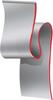 Flat Gray Ribbon Cable .050