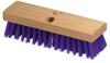 Carlisle Flo-Pac® Stiff Polypropylene Deck Scrub-10in -- 4168700