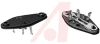 IC Socket; 2; 0.46 in.; Molded Nylon -- 70182669