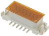 Rectangular Connectors - Arrays, Edge Type, Mezzanine (Board to Board) -- H10411CT-ND -Image