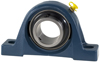 SY-TF Series Cast Iron 2-Bolt Ball Bearing Pillow Block -- SY1.15/16TF