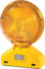 Premium Barricade Lights - 3-Volt, Type A/C (one or two-sided visibility) -- BR3.AC.D3