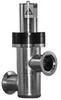 Pneumatic Viton Seal In-Line Poppet Valve