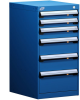 L Cabinet with Partitions, Econo Lock-In, L3 Lock (18