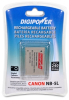 Digipower BP-CN5L Replacement Li-Ion Battery for Canon NB-5L -- BP-CN5L