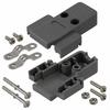 D-Sub, D-Shaped Connectors - Backshells, Hoods -- AE11010-ND