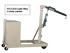 BEECH COUNTERWEIGHTED CRANE -- HB-2000CW w/Power Lift -- View Larger Image