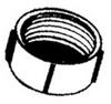 ABS DWV P-Trap -- 602078 - Image