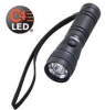 Alkaline Battery Powered Flashlight -- Twin-Task 3AAA LASER LED