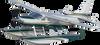 Turboprop -- Cessna Caravan Amphibian