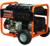 Generac - 6500 Watt Electric Start Portable Generator -- Model 5941