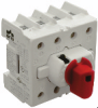 3 Pole Extended/Direct Handle Motor Disconnect Switches -- KU340N