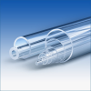 Clear Fused Quartz Tubing For Compression Type Fittings -- CFQ0.5 - Image