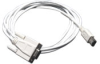 CABLE  SERVO PROGRAMMING 1.8m (6ft) DB9 TO IEEE1394 RS-232 -- SVC-PCCFG-CBL - Image