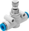 Needle valve -- GRO-QS-4 -Image