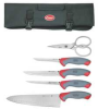Field Dressing Knife Kit,Fine,5 Knives -- 10F694