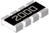 Network / Array Precision Resistor -- PCA164 - Image
