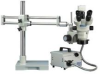 LUXO 23719RB-USBSR ( ILLUMINATED TRINOCULAR MICROSCOPE SYSTEM; FEATURES:10X SUPER WIDEFIELD EYEPIECE; ZOOM CONTROL BY DUAL GRADUATED KNOBS; HOUSING ROTATES 360DEG IN FOCUS ) -Image