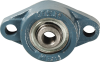 "1/2"" 2-Bolt Flange Bearing Assembly -- 3870169"