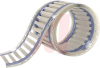 MIL GRADE HEAT SHRINKABLE WIRE ID SLEEVES- WHITE -- 70062477