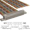 Rectangular Cable Assemblies -- M1GXK-5040K-ND -Image