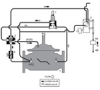 Stainless Steel On-Off Float Valve with Pressure Sustaining Feature -- 972GS-20