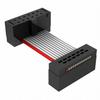 Rectangular Cable Assemblies -- FFSD-06-D-03.20-01-N-RW-R-ND -Image