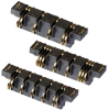 Rectangular Connectors - Spring Loaded -- OR1208CT-ND