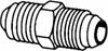 SAE Tube Union -- 42-02-02 - Image