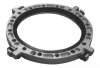 Flange Fitting -- 741-14IN-E-BLK