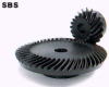 54mm PD Spiral Bevel Gears -- SBS3-1845L