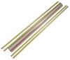 Glass Rod Kit,Red Line,3/4In Dia,36In L -- 11N075
