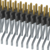 Rectangular Connectors - Headers, Male Pins -- FTMH-126-03-L-DH-K-TR-ND -Image