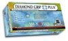 Microflex DGP-350 Diamond Grip Plus Latex Glove, Large, … -- DGP-350-L