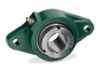 Grip Tight Adapter Mount Bearing, Two Bolt Flange